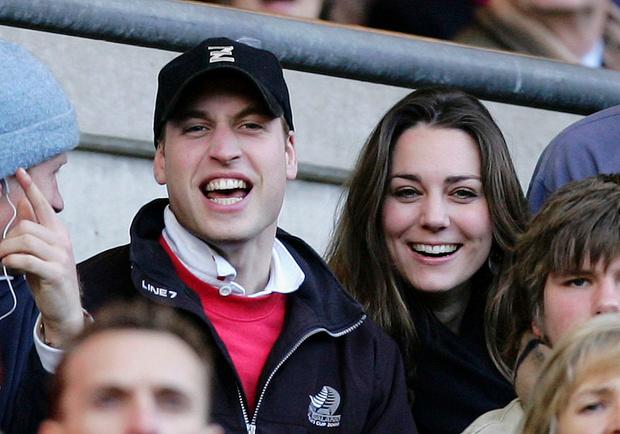Фото №2 - Cила любви: как Уильям изменился за годы отношений с Кейт