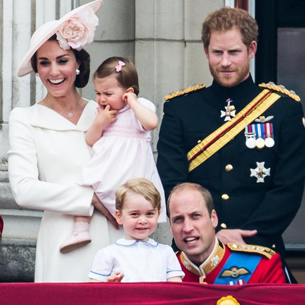 Фото №46 - Принц Джордж Кембриджский: три года в фотографиях