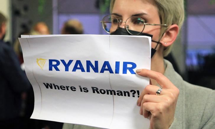 Фото №1 - Реакция соцсетей и политиков на посаженный в Минске самолет с бывшим главредом Nexta