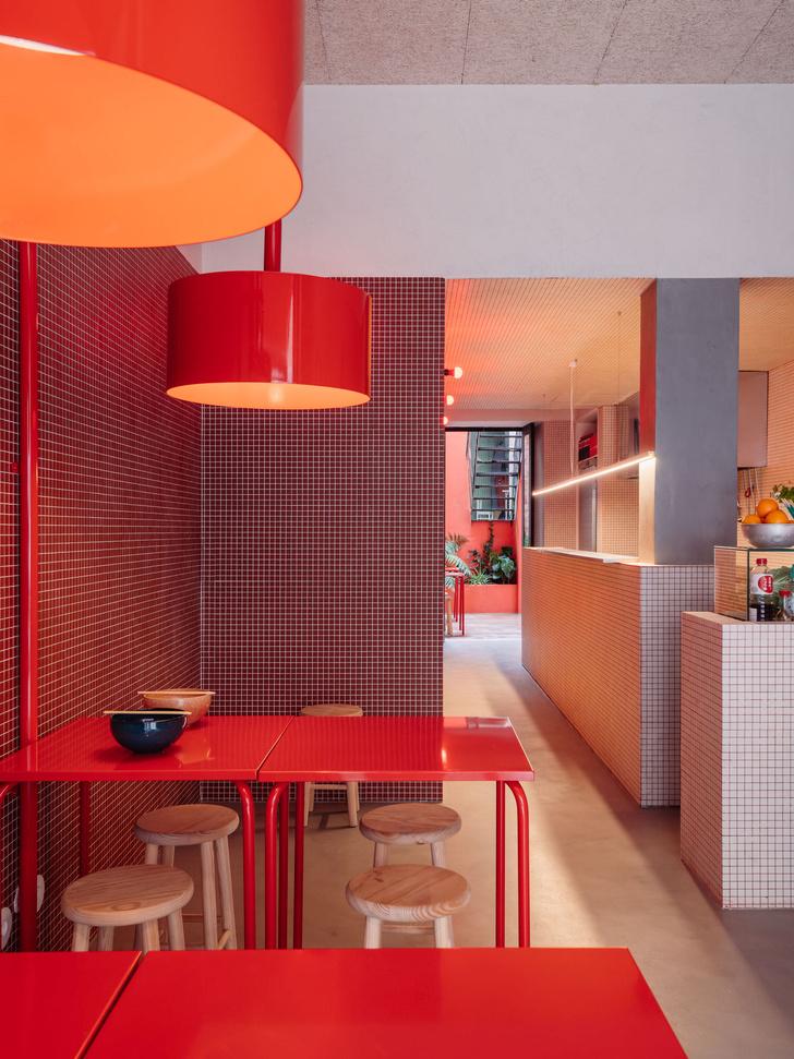 Фото №5 - Ресторан азиатской кухни в Лиссабоне