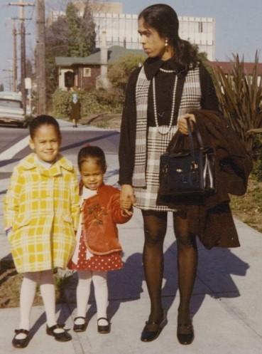 Фото №3 - «Чего ты хочешь? Щвабоды!»: личная история Камалы Харрис— от маленькой девочки до вице-президента США