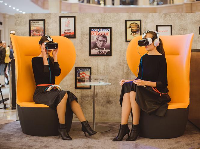 Фото №4 - В Москве открылся проект «Звук от Porsche: истории бренда»