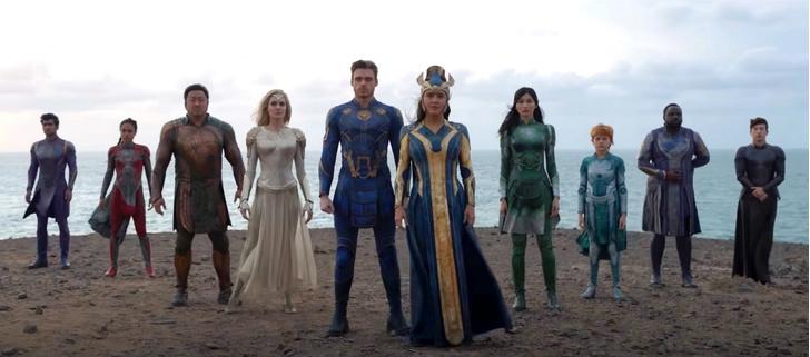 Фото №3 - Фанаты уверены, что Гарри Стайлс может появиться в фильме «Вечные» от Marvel 😲