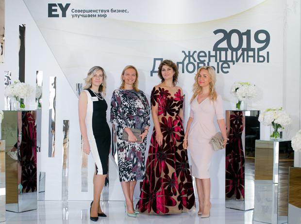 Фото №8 - Итоги конкурса EY «Деловые женщины 2019»