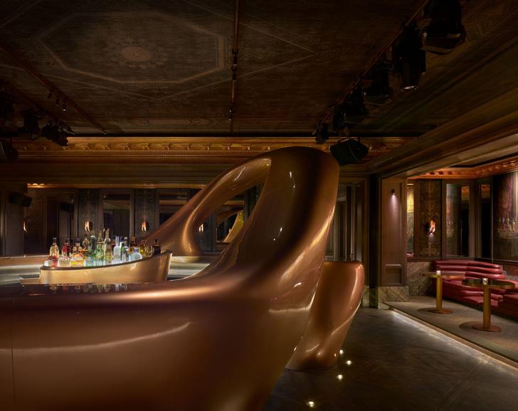 Фото №4 - Сюрреалистический бар в Дубае