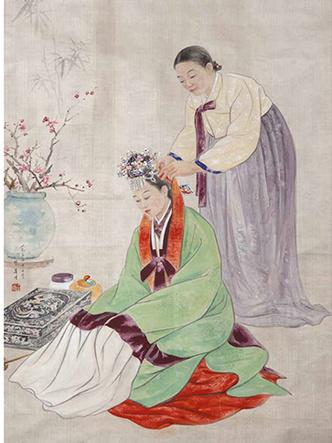Фото №3 - Онлайн-лекция «Корейская красавица» в Музее Востока