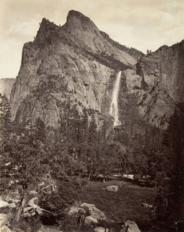 Фото №1 - Посмотрите, как выглядели известнейшие национальные парки планеты век назад