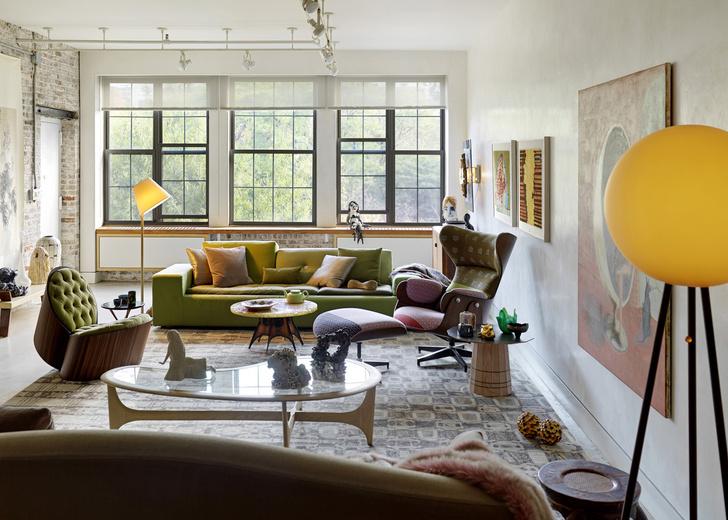 Фото №1 - Лофт создателей бренда Fort Street Studio в Нью-Йорке