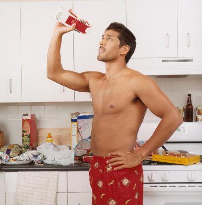 Фото №1 - Мужчина в доме: как сохранить порядок