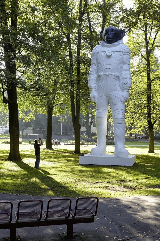 Фото №2 - Ландшафтная скульптура: мнение специалистов