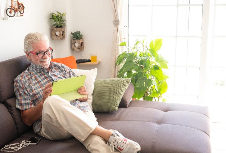 Фото №2 - «Мне 60, и я нашла любовь всей жизни на сайте знакомств»