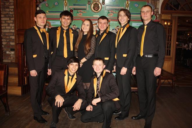 Шоу Четыре татарина ищет музыкантов
