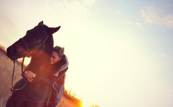 Фото №7 - Девушки на коне: самые романтичные наездницы Ульяновска
