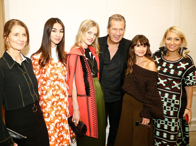 Фото №1 - Вечер Buro Fashion Forward Initiative в Париже