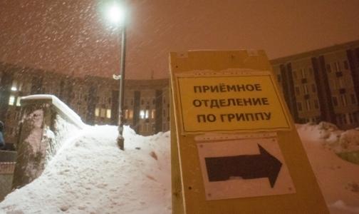 Фото №1 - Для лечения гриппа в больницах Петербурга есть все, кроме свободных мест