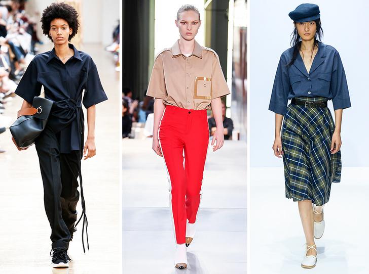 Фото №8 - 10 трендов весны и лета 2019 с Недели моды в Лондоне