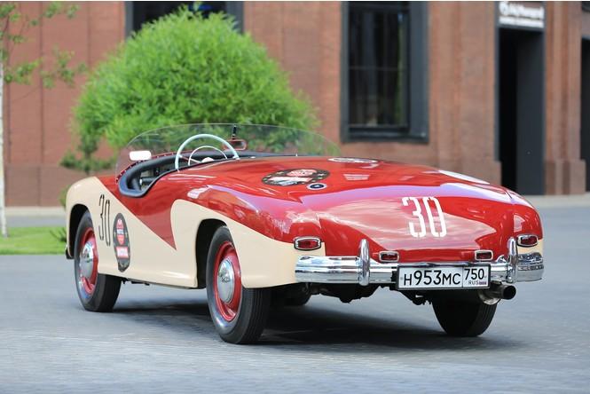 Фото №3 - Легенда кольцевых гонок: краткая история советского автомобиля «Победа»
