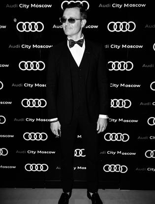 Фото №6 - Ксения Собчак, Иван Ургант и другие звезды на открытии Audi City Moscow