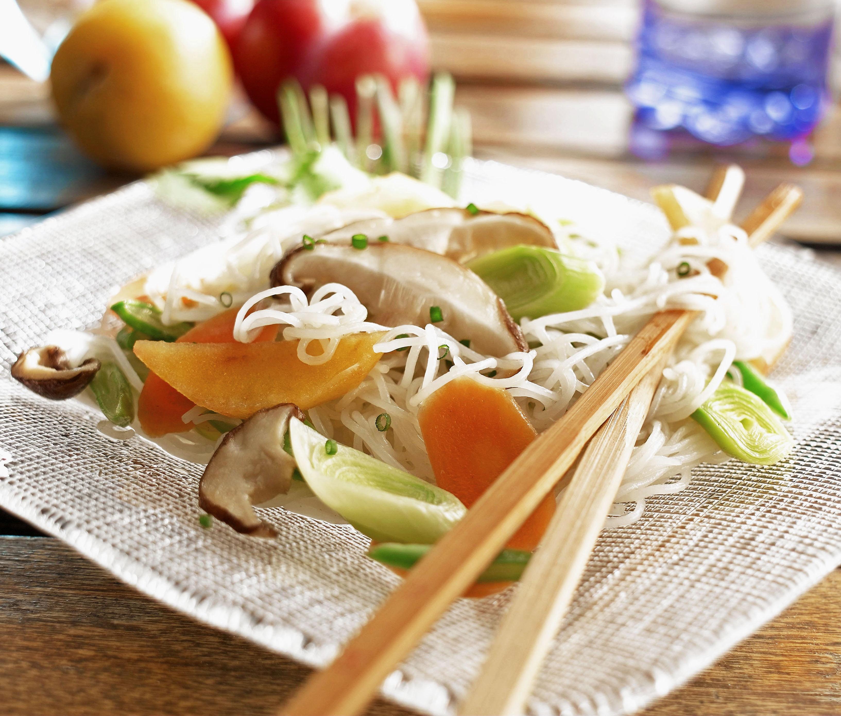 Корейские диеты рисовая