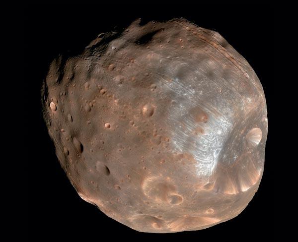 Фото №1 - Приемный сын Марса