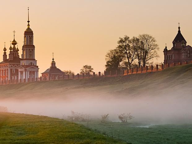 Фото №4 - Путешествие для двоих: 10 российских городов, где стоит провести романтические выходные