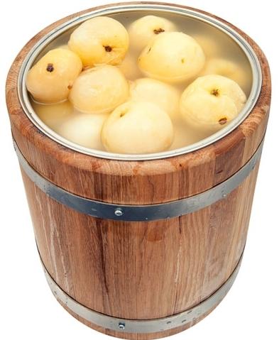 Фото №2 - Как заготавливали яблоки сто лет назад: шесть простых рецептов