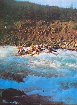 Фото №2 - От водопада к водопаду