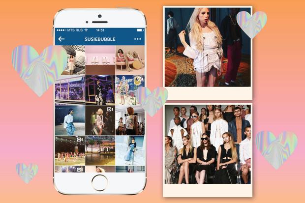 Фото №10 - Инстаграмы, на которые стоит подписаться во время Недель моды
