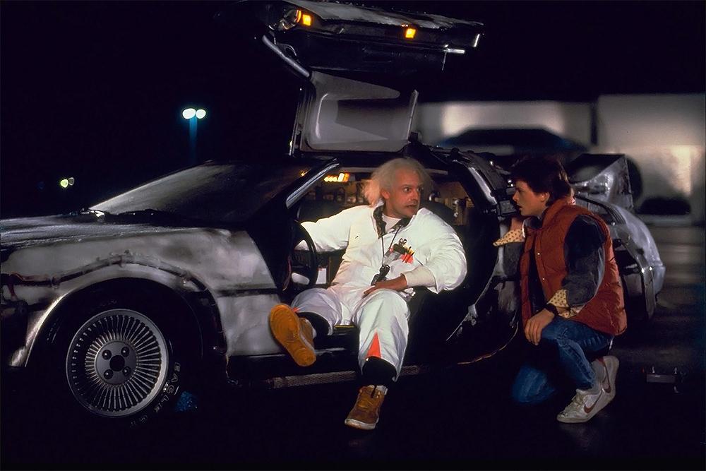 Машины времени из кино Кино
