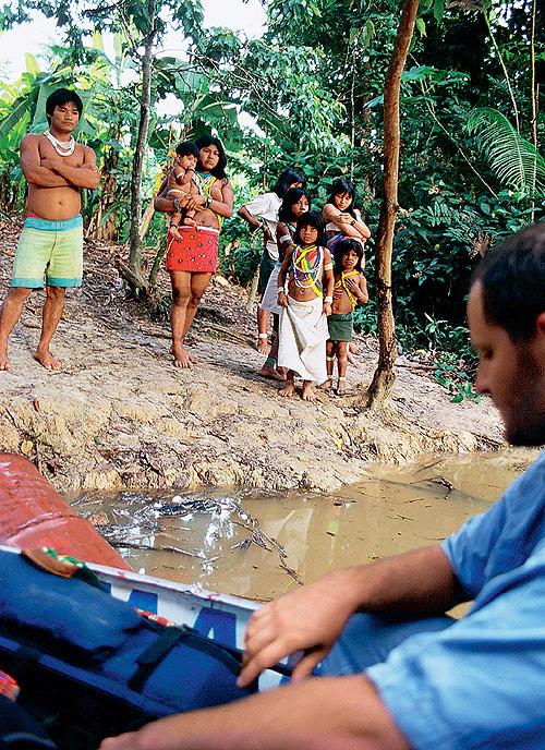 Фото №11 - Банан, лодка, барабан: правила жизни колумбийского племени марубо