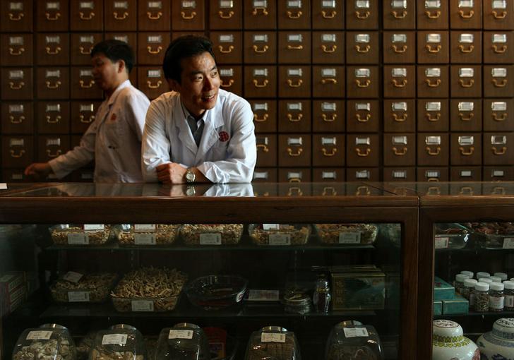 Фото №1 - Китайская аптека: краткая энцикопедия лекарственных растений