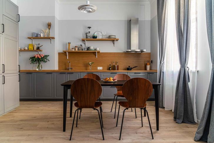 Фото №7 - Кухня в скандинавском стиле: 5 полезных советов