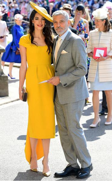 Фото №2 - Свадьба Меган Маркл и принца Гарри: как это было