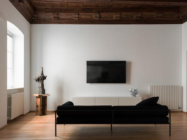 Фото №5 - Квартира в здании XVII века в Сондрио