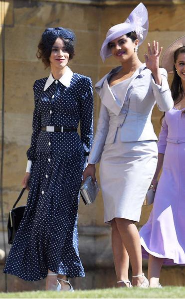 Фото №6 - Свадьба Меган Маркл и принца Гарри: как это было