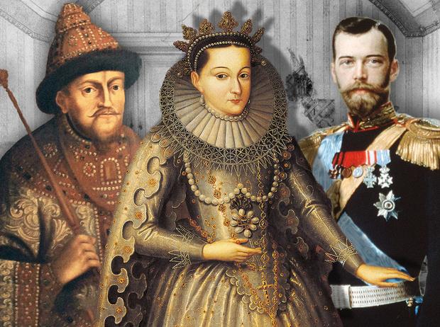 Фото №1 - Проклятие дома Романовых: как российская лже-царица предсказала страшный конец династии
