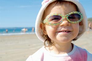 Фото №3 - Подружите детей с солнцем!