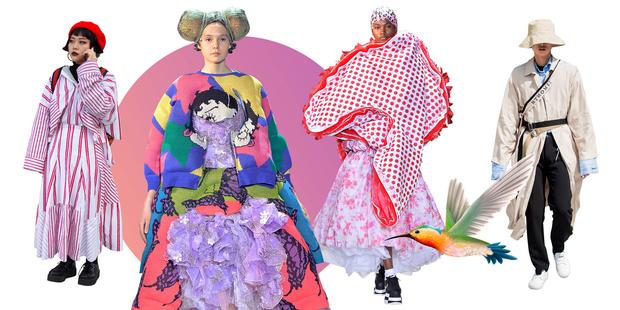 Фото №1 - Fashion-тур: тренды из разных уголков мира