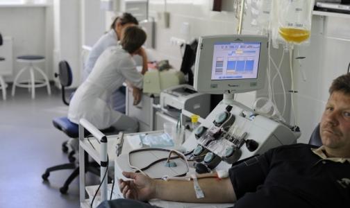 Фото №1 - В Петербурге появится новая награда для горожан, регулярно сдающих кровь