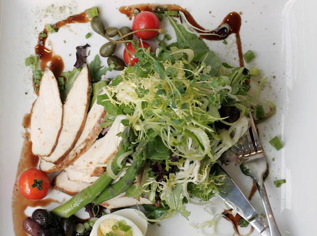 Фото №6 - Как приготовить классический салат нисуаз
