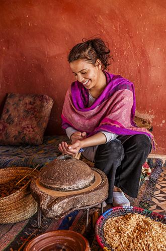 Фото №9 - География красоты: 7 интересных beauty-традиций разных стран