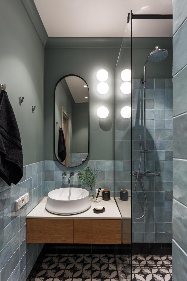 Фото №14 - Квартира в Петербурге для международного дизайнера