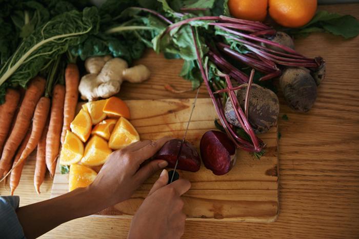 Фото №1 - Растительная диета
