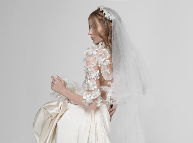 Фото №1 - Новая свадебная коллекция Valentin Yudashkin haute couture