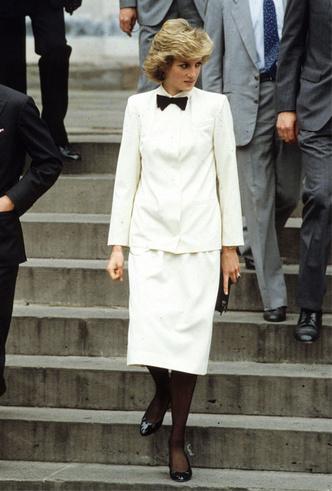 Фото №9 - Как принцесса Диана носила цветные колготки