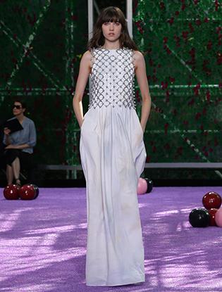 Фото №26 - Неделя Высокой моды в Париже: Dior Couture AW2015/16
