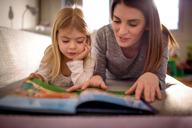 Фото №1 - Как научить ребенка читать за 3 недели