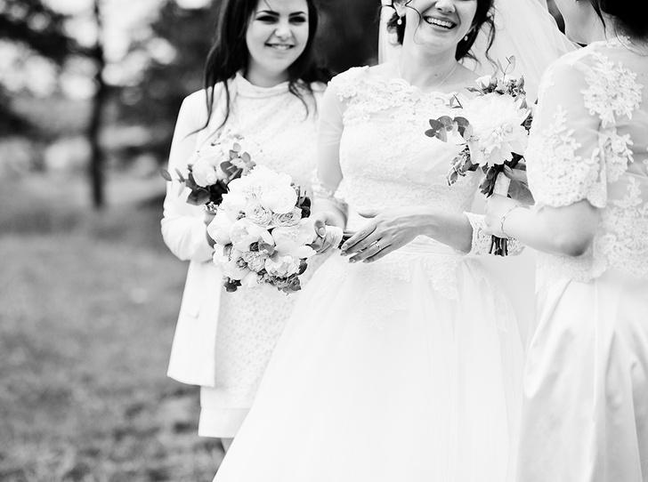 Фото №2 - Как в первый раз: сколько раз девушки готовы выходить замуж