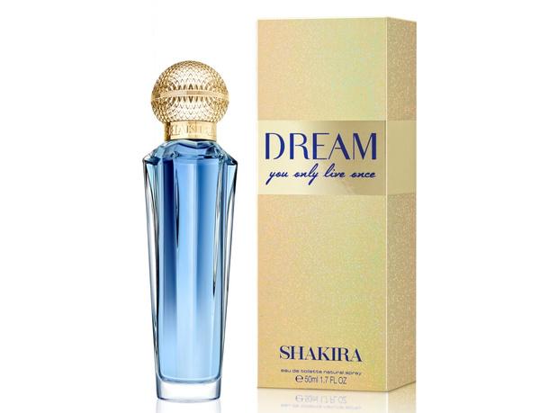 Фото №1 - Новый парфюм от Шакиры, который ты обязательно захочешь приобрести
