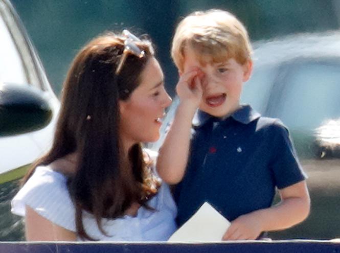 Фото №9 - Дерзкая родственница: принцу Джорджу снова досталось от кузины